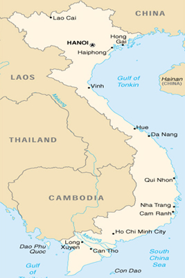 an introduction to the country of vietnam An introduction to the market: acquiring property in vietnam is a tricky, and even onerous, process this is influenced by external factors, such as inflation of the vietnamese dong and vietnam's.